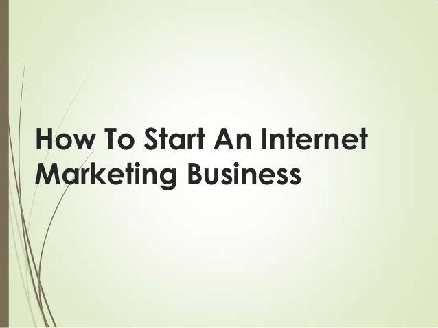 Internet Marketing Business Basics