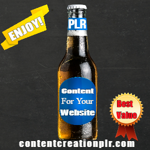 PLR for your blog