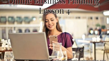 Online Business Planning Lessons