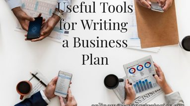Useful Tools for Writing a Business Plan