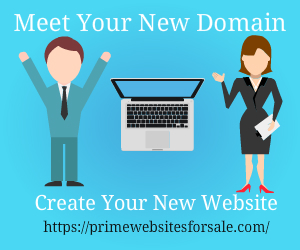Prime Websites for sale