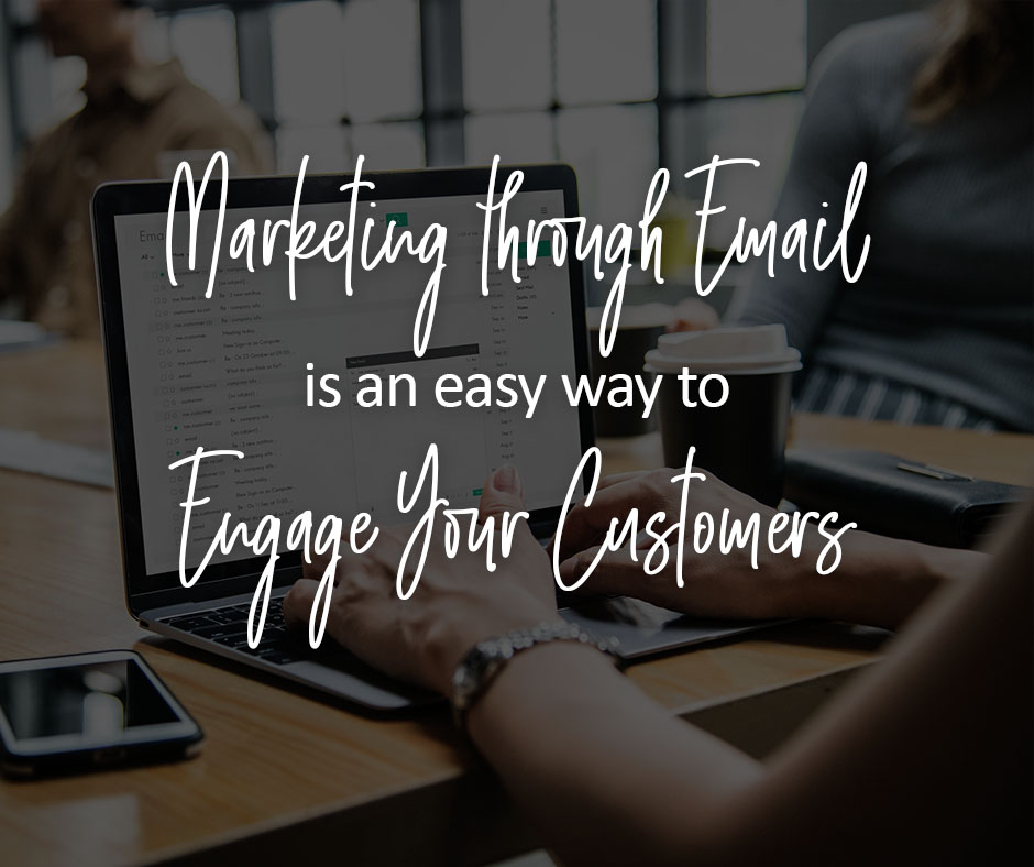 Marketing through email