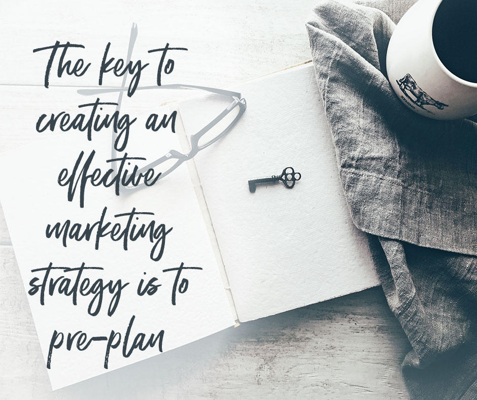 Tips for Mapping Out an Effective Marketing Strategy